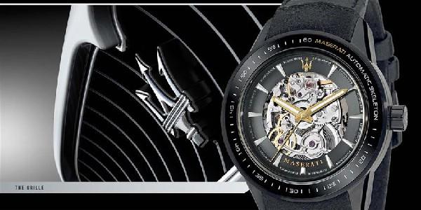 Maserati Uhren Corsa